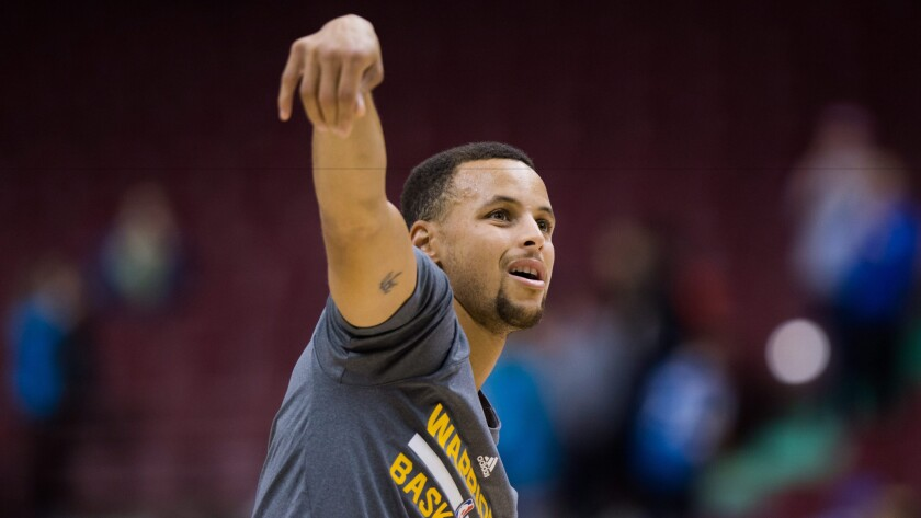 Hot Property | Steph Curry