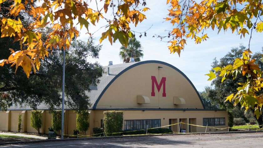 Students at Matilija Junior High School in Ojai formed a human swastika on campus, resulting in media coverage that led to a broader community discussion.