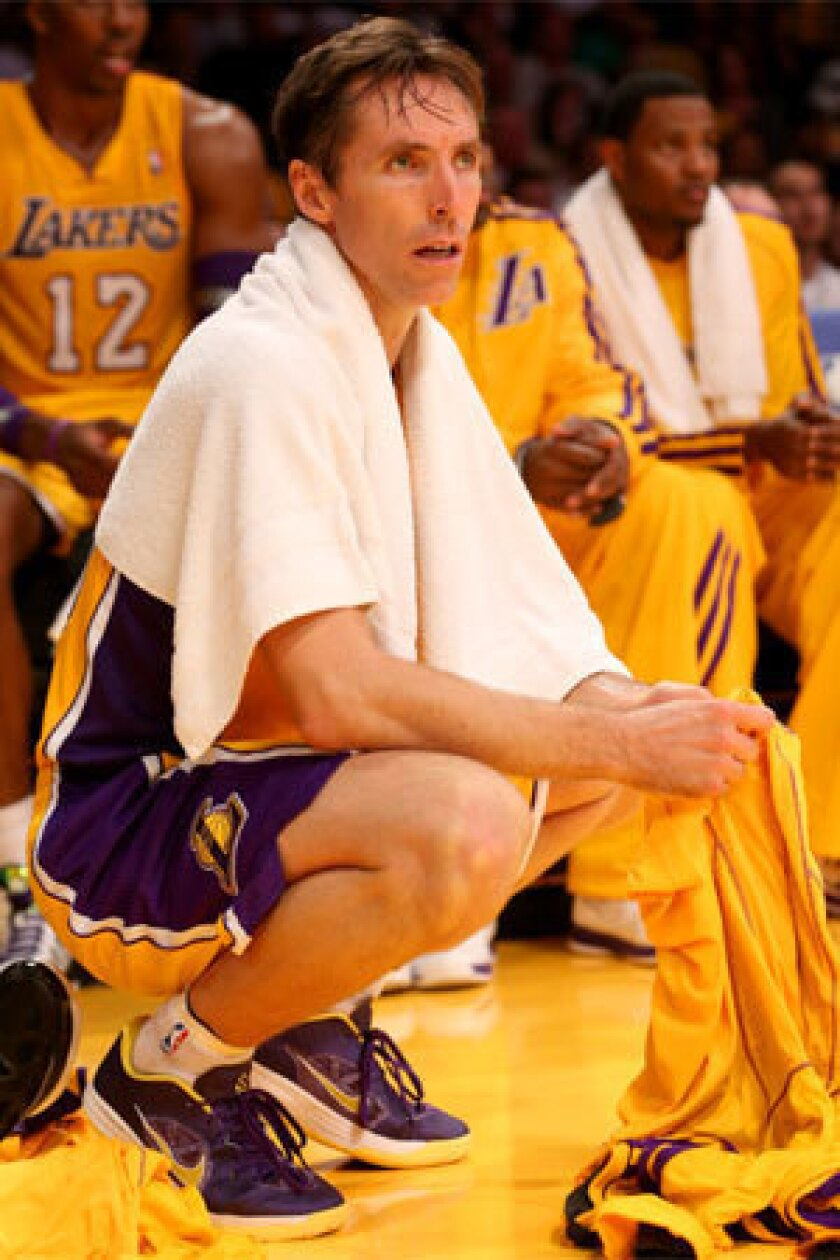Report says Steve Nash is embroiled in a custody battle