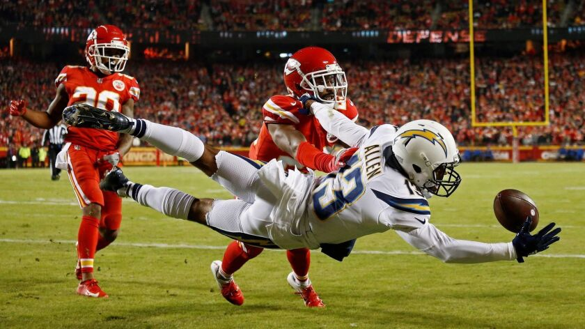 Los ?ngeles Chargers vs Kansas City Chiefs