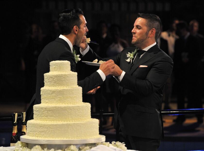 Paul Takami Jeff Zarrillo wedding Beverly Hilton