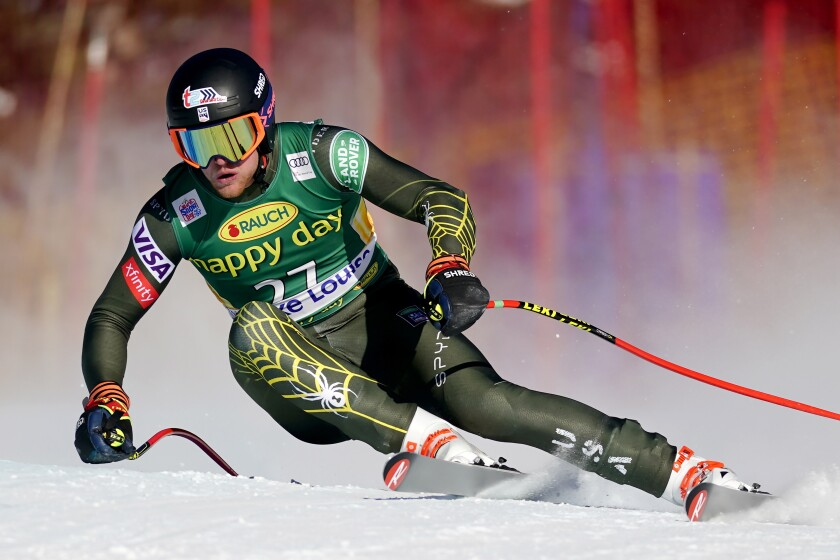 Canada World Cup Skiing