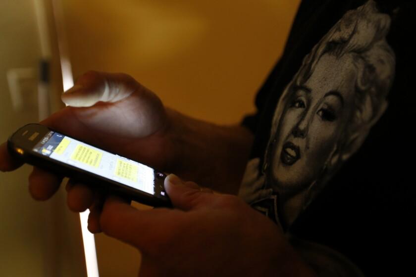 California smartphone privacy