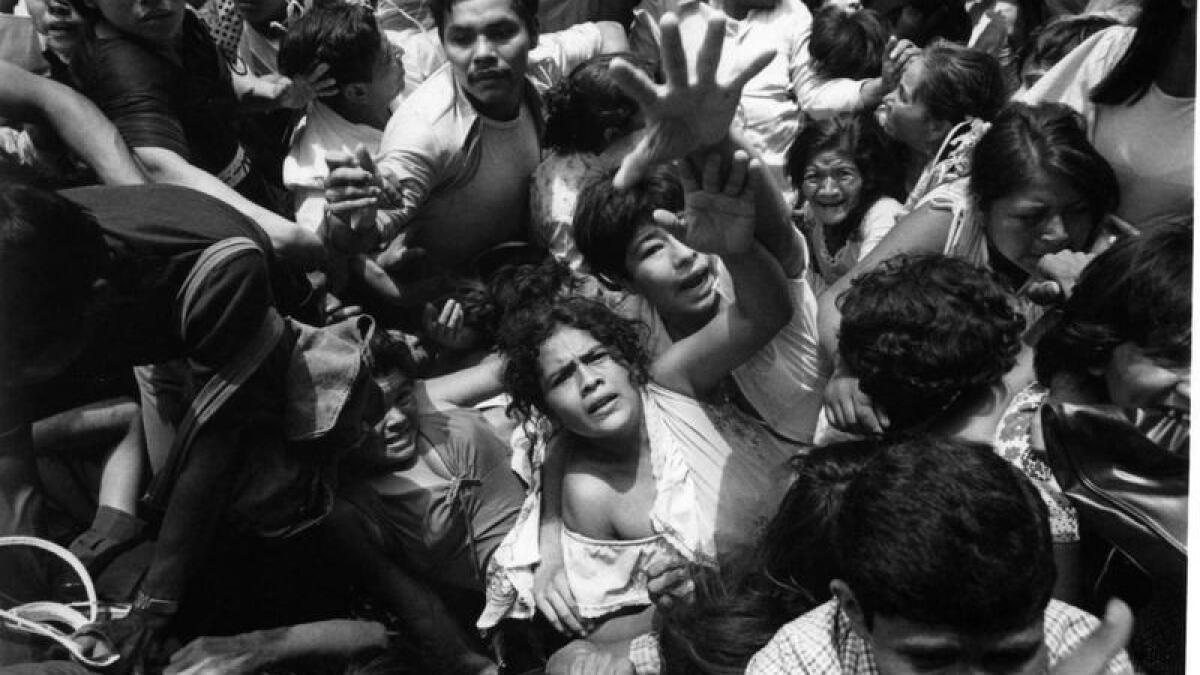 Review Carolyn Forché s memoir reveals beauty of El Salvador