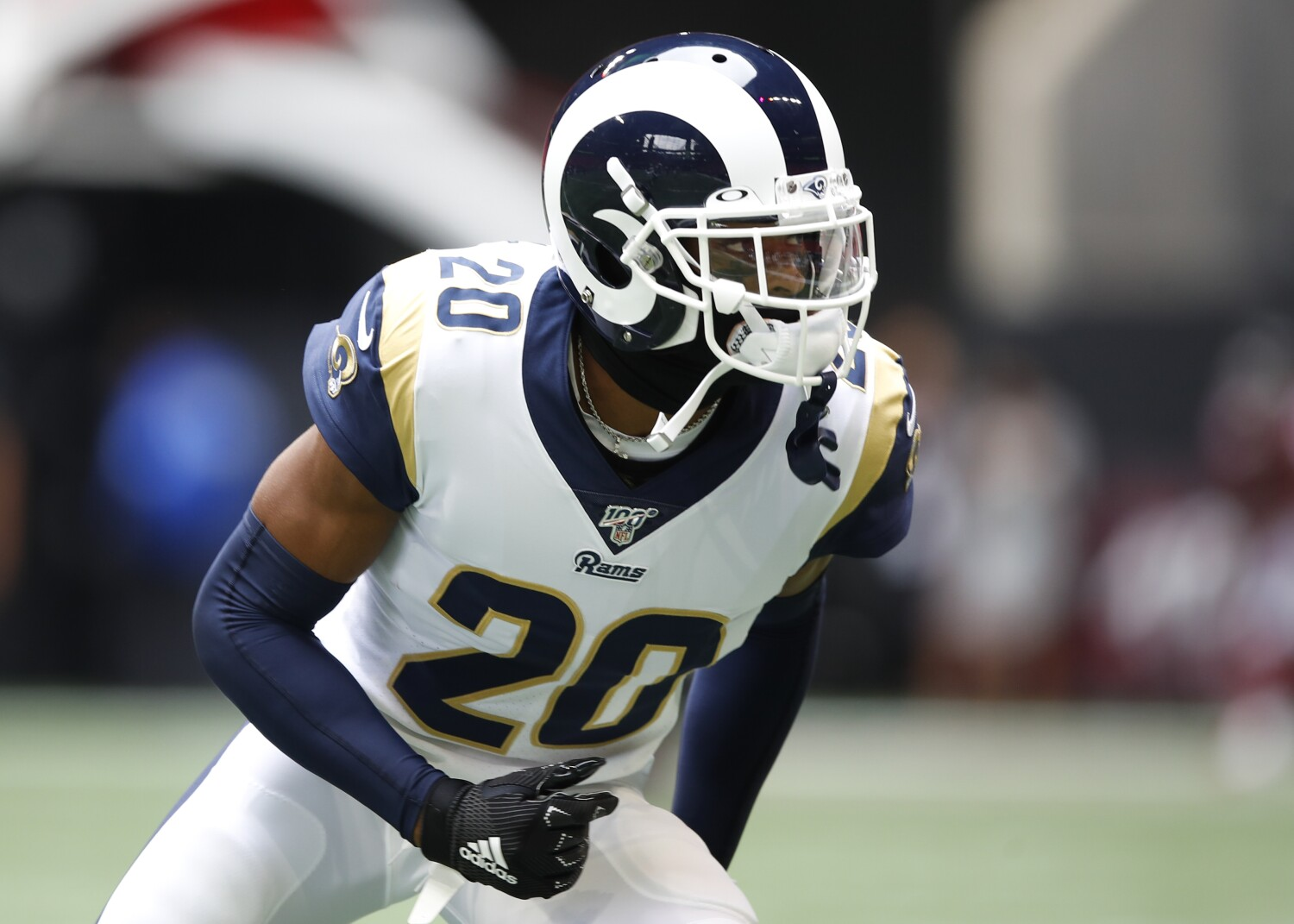 Rams' Jalen Ramsey on pace for