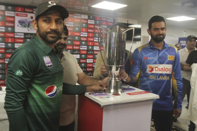 Pakistan Cricket Sri Lanka Thirimanne