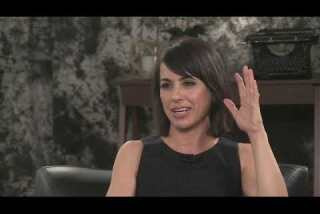 Constance Zimmer of 'UnReal' talks about actual reality shows and getting into character