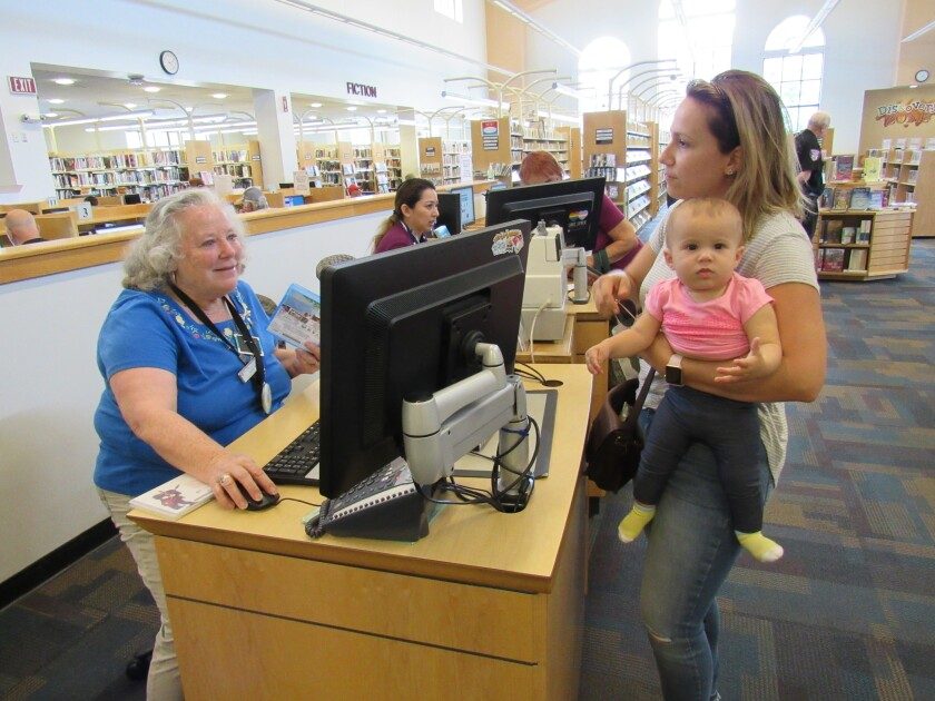 La Mesa, Santee library fans making pitch for new digs