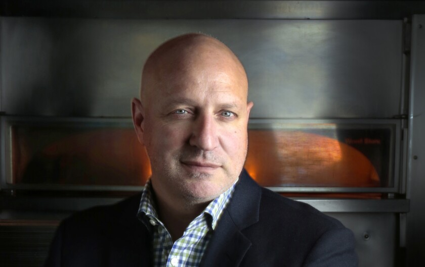 Tom Colicchio, a frequent guest on MSNBC programs, is joining cable news channel MSNBC as its first food correspondent.
