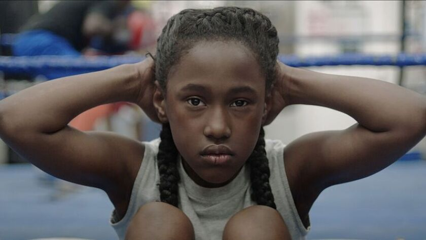 """Newcomer Royalty Hightower plays Toni in the coming-of-age girl drama """"The Fits."""""""