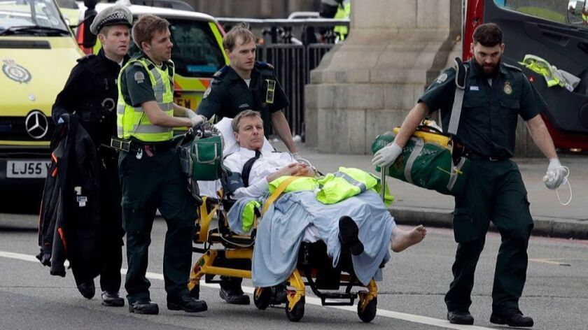 London attack March 22, 2017