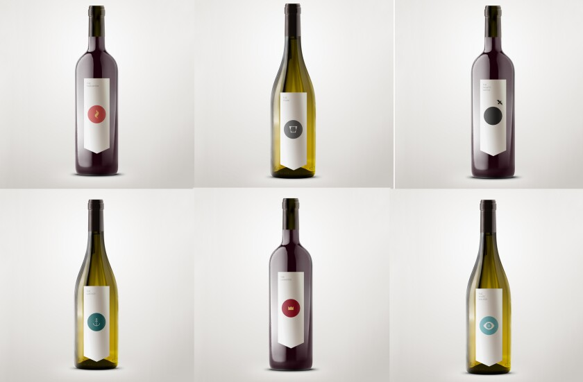 """""""Game of Thrones""""-inspired wines will go on sale before the fifth season of the show premieres in 2015."""