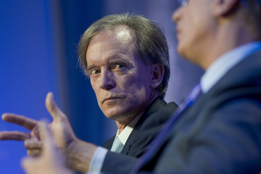 The departure of co-founder Bill Gross has prompted bond giant Pimco to emphasize team players over charismatic leaders.