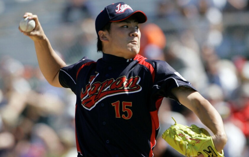 The Dodgers may have lost out to the New York Yankees in the Masahiro Tanaka sweepstakes, but the Dodgers insist they haven't reached their spending threshold.