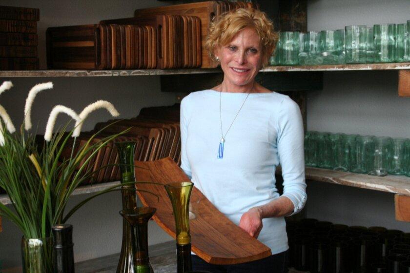 Zelda Waxenberg of Del Mar co-created Bottles & Wood.