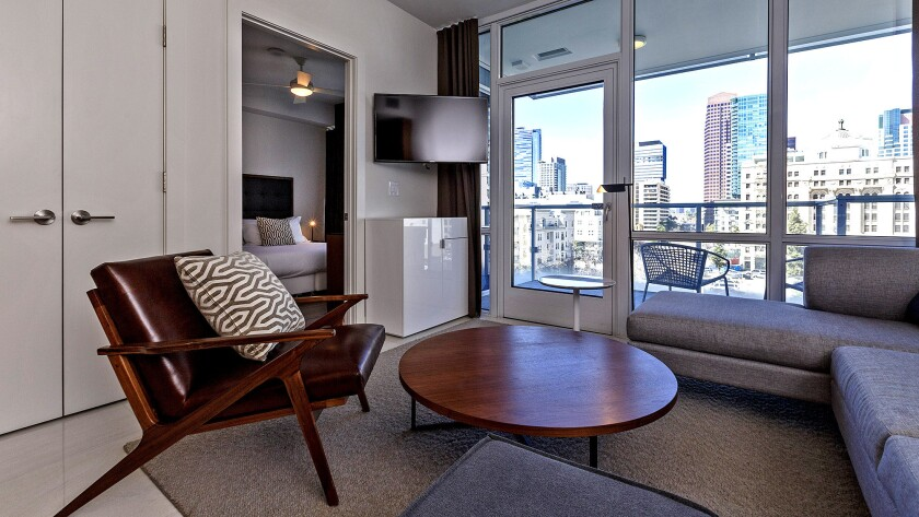 Downtown L.A. tower to offer fully furnished units