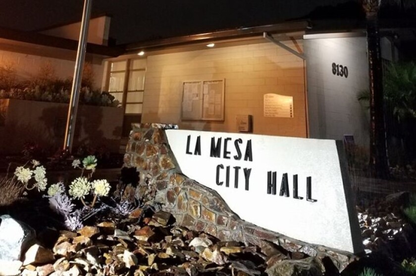 This year's election in La Mesa shows six candidates vying for two open seats on the City Council.