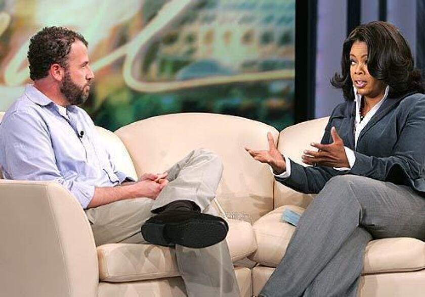 James Frey on 'The Oprah Winfrey Show' (2006)