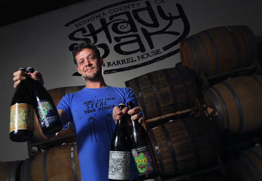 Santa Rosa brewery targets PG&E with F-word beer label; anger ensues