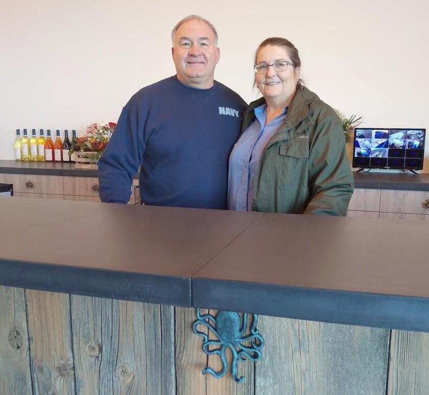 Copy - Scott and Kim Flinn at the Bar.jpg