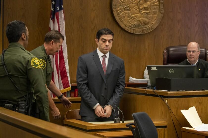 Hossein Nayeri denies role in Orange County kidnap-torture