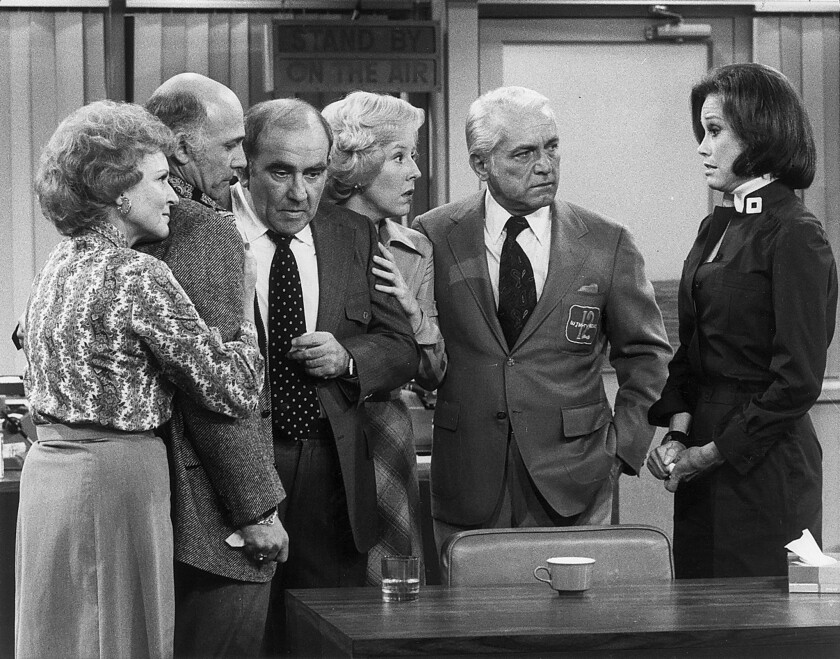 6. 'The Mary Tyler Moore Show'