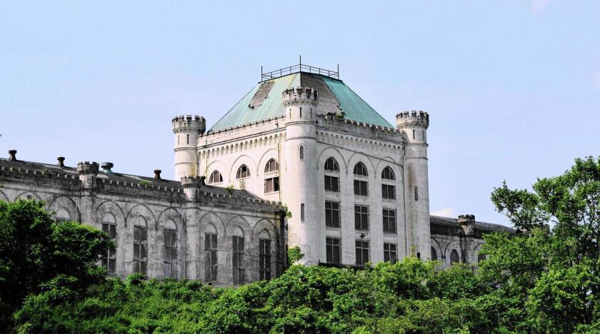 """Dubbed """"The Castle,"""" Portsmouth's Naval Prison is the source of countless local legends, both fact and fiction."""