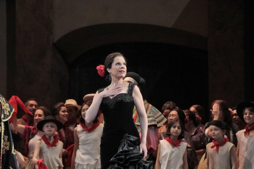 """Ana Maria Martinez in """"Carmen"""""""