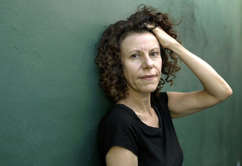 Poet Amy Gerstler is one of five finalists for the $100,000 Kingsley Tufts award.