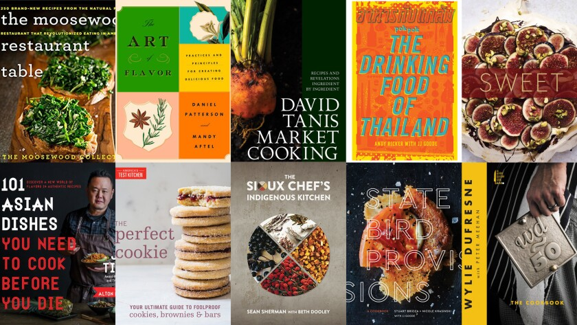 10 of the best new cookbooks of 2017 - Los Angeles Times