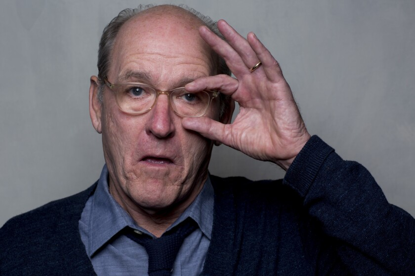 """TORONTO, ON, CA--MONDAY, SEPTEMBER 11, 2017 - Actor Richard Jenkins from the film, """"The Shape of Wat"""