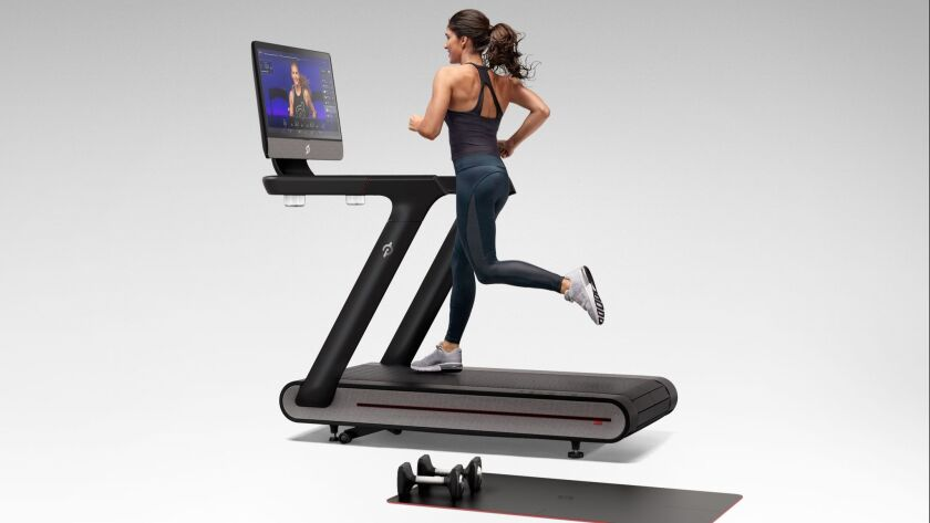 Run in your living room. Remember when running was just you, a breeze on your face, and leaves crac