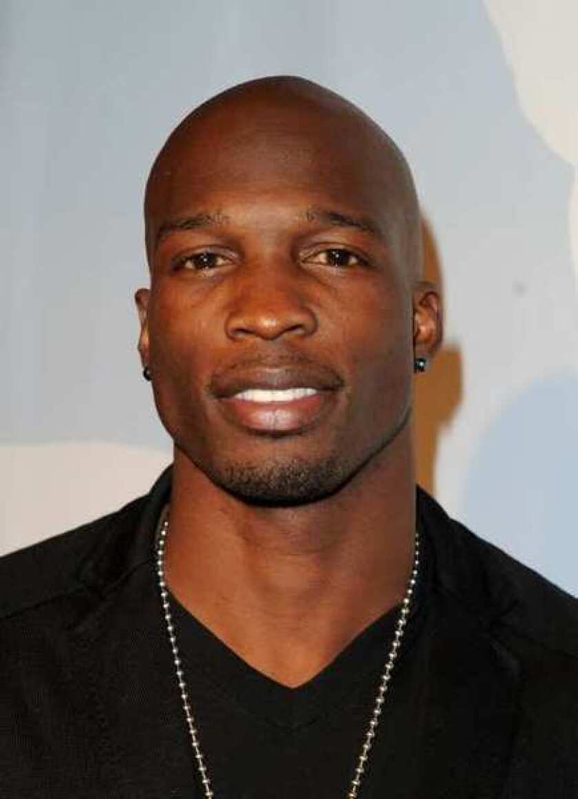 Chad Johnson sentenced to year's probation for domestic violence