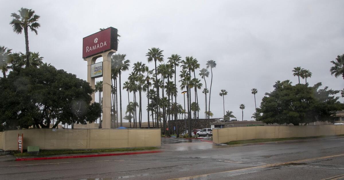 Ramada hotel in Kearny Mesa turned into COVID-19 quarantine site for Grand Princess passengers