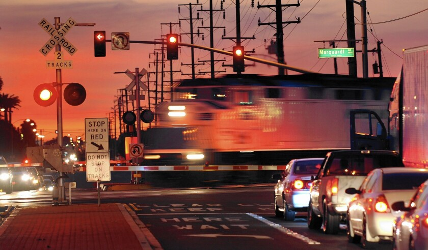 Rail safety spending varies widely
