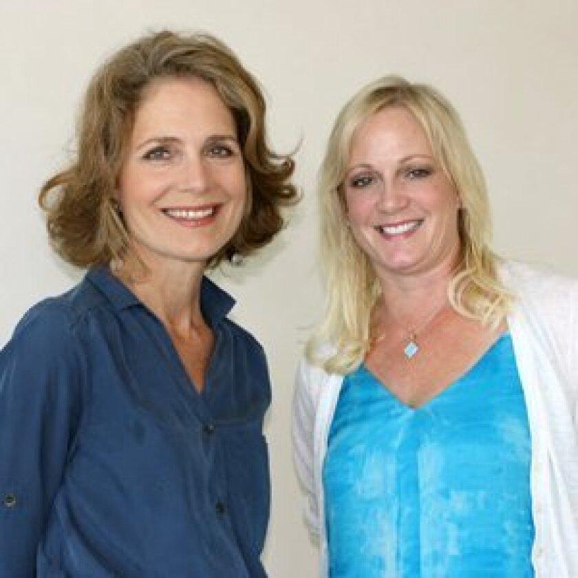 Debby Fishburn and Lise Wilson