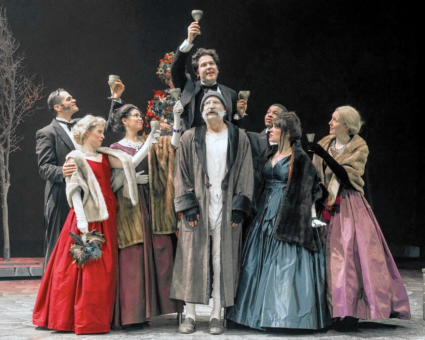 A Noise Within's production of 'A Christmas Carol' opens Dec. 5