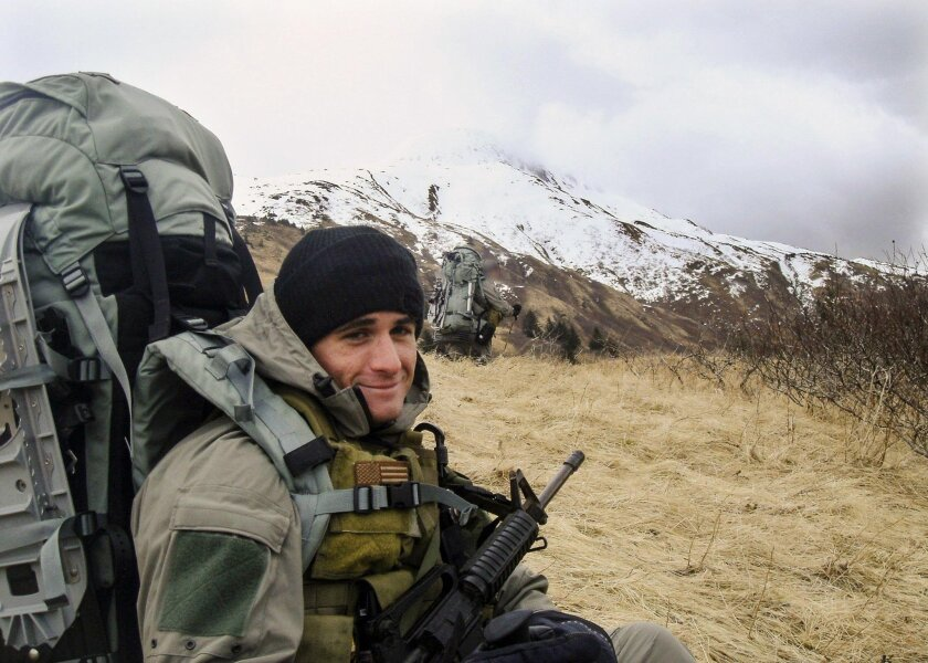 Michael A. Monsoor  on a combat operation in support of Operation Enduring Freedom.