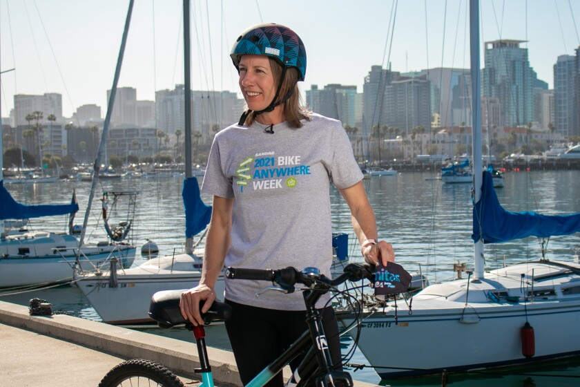 Catherine Blakespear, Encinitas mayor and SANDAG chair