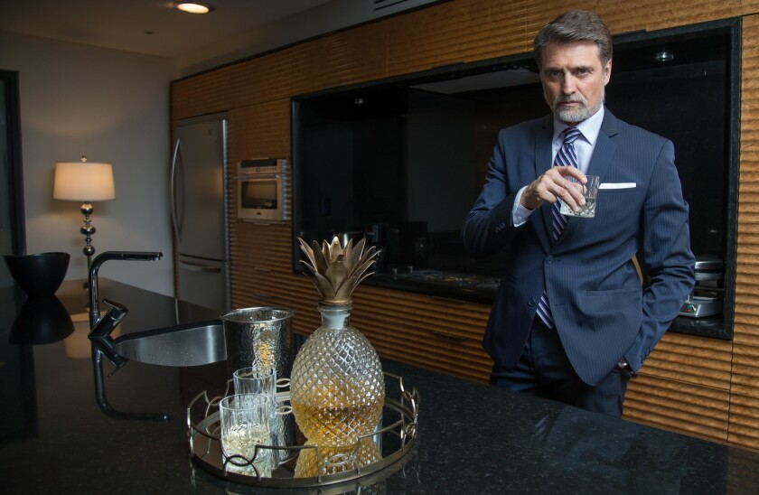 El actor Juan Soler en una imagen de archivo.