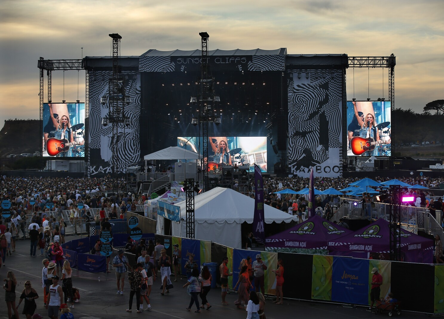 Fairgrounds 'considering all options' against KAABOO