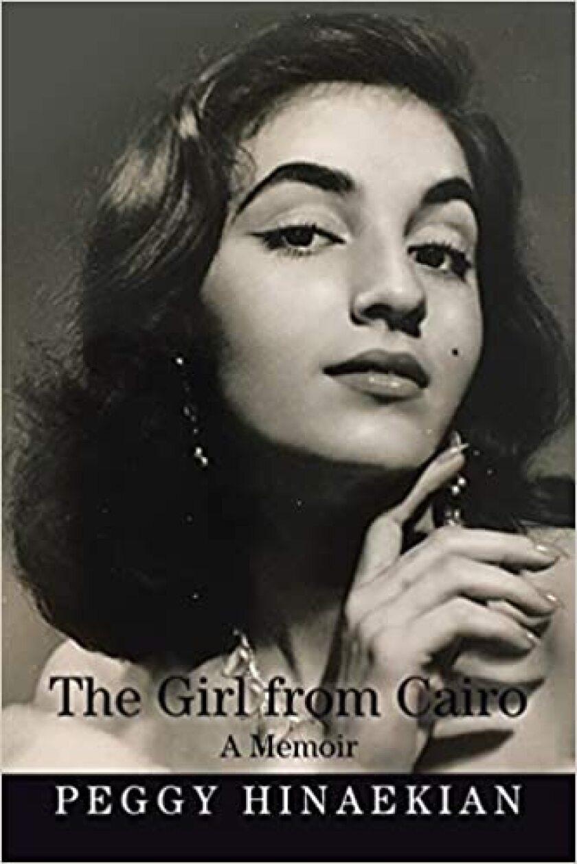 La Jollan Peggy Hinaekian has self-published her memoirs.