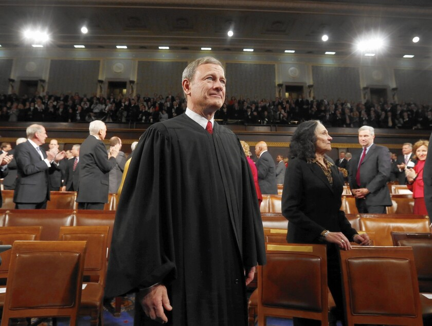 Supreme Court's John Roberts
