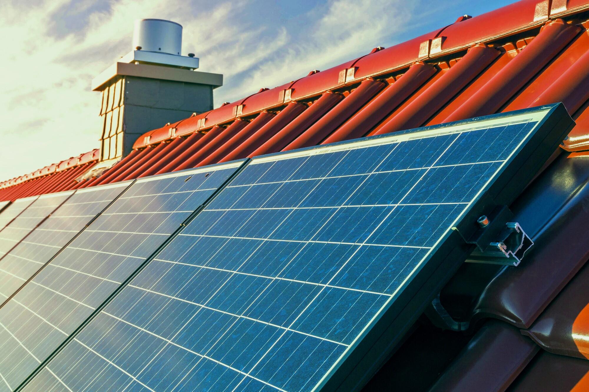 A residential solar installation by Sullivan Solar Power on a home in La Jolla.