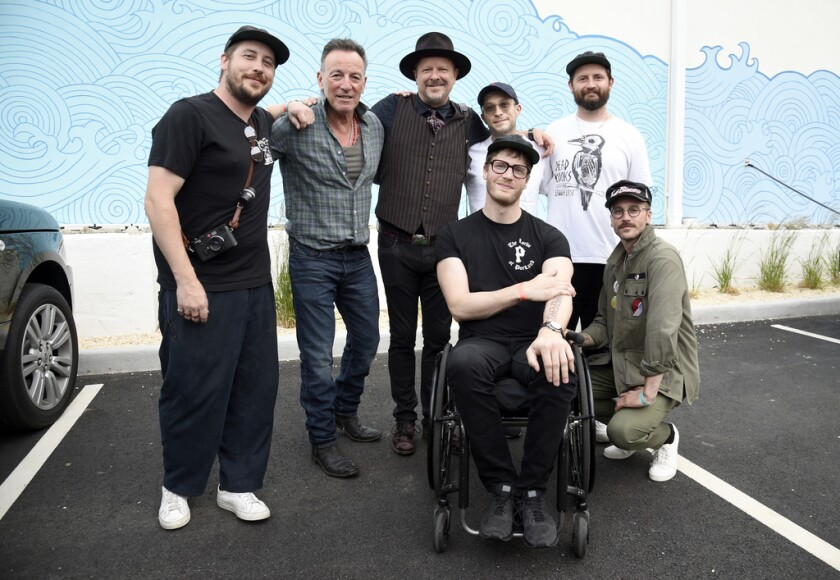 Portugal. The Man with Bruce Springsteen.jpg