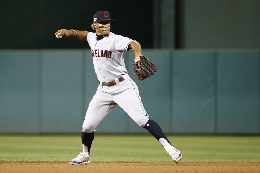 Indians Spring Preview Baseball