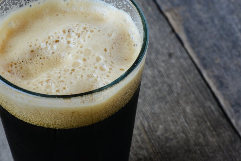 For colder weather, find comfort in stouts and porters.