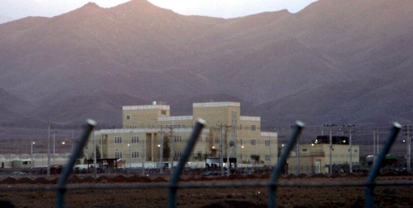 Iran has added more than 500 new-model centrifuges at its nuclear enrichment plant in Natanz.