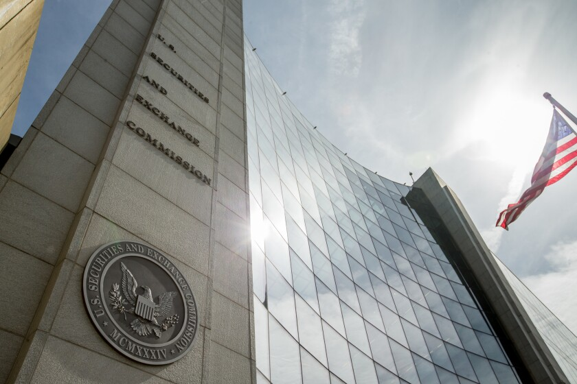 The Securities and Exchange Commission charged a former Puma Biotechnology executive with insider trading.