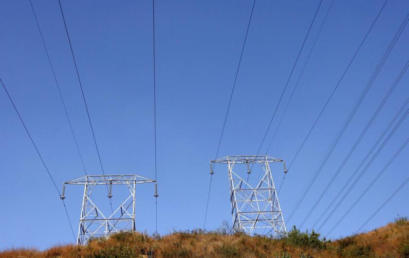 A consulting firm will look into Southern California Edison's local infrastructure at the behest of city leaders.